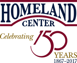 Homeland Center - Celebrating 150 Years